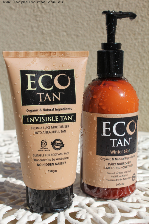 Eco Tan Organic Tanning Products