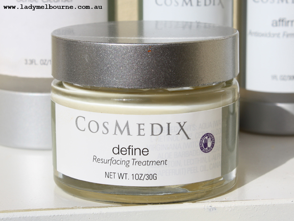 cosmedix timeless peel how to use