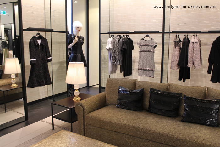 An Exclusive Look Inside Chanel S New Melbourne Flagship