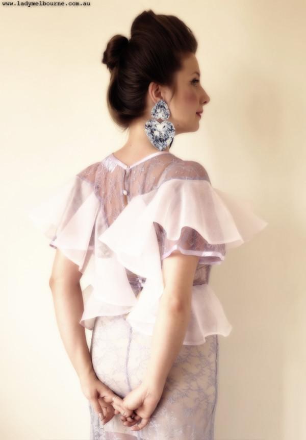 Lady Petrova Dress