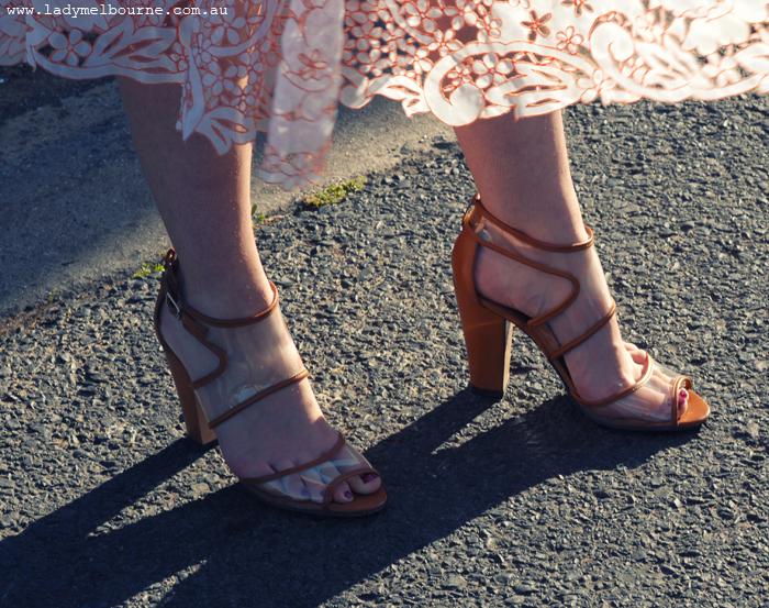 Mark Fisher heels