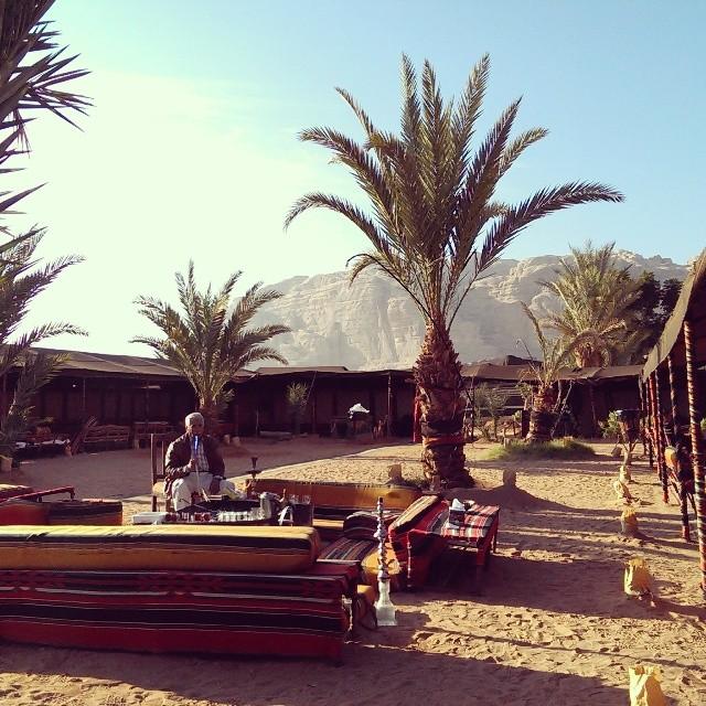 Captains Camp, Wadi Rum, Jordan