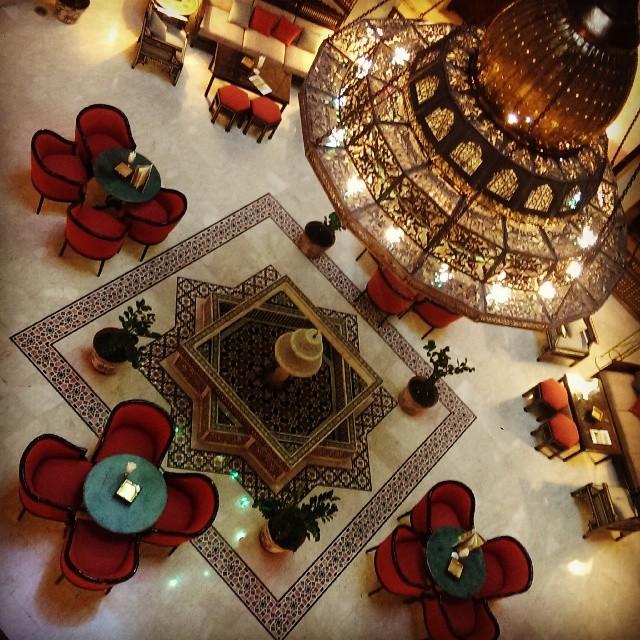 Movenpick Hotel, Petra, Jordan