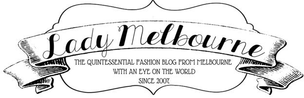 Lady Melbourne -