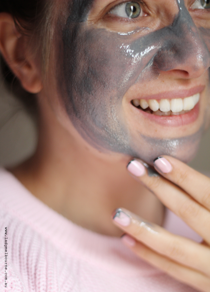 charcoal-biore-face-mask | Lady Melbourne | Fashion week, shopping and events in Melbourne