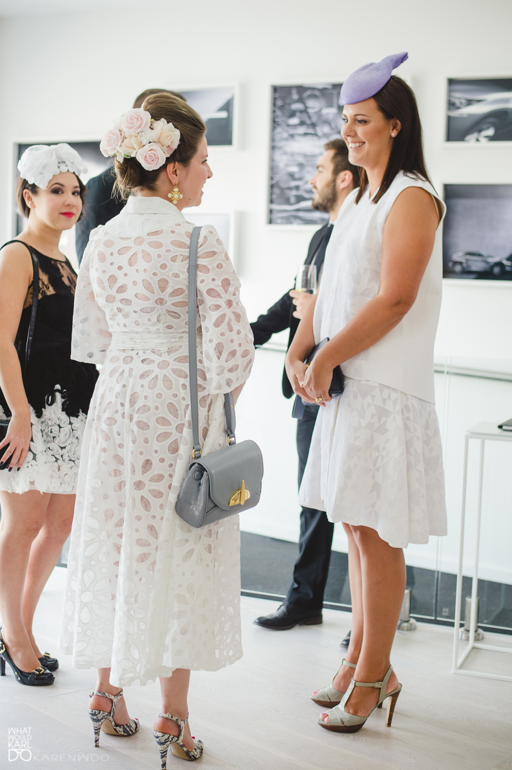 ELLE s Best Dressed From The 2017 Kennedy Oaks Day ELLE 24