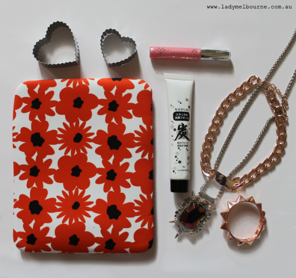Lady Melbourne's flat lay
