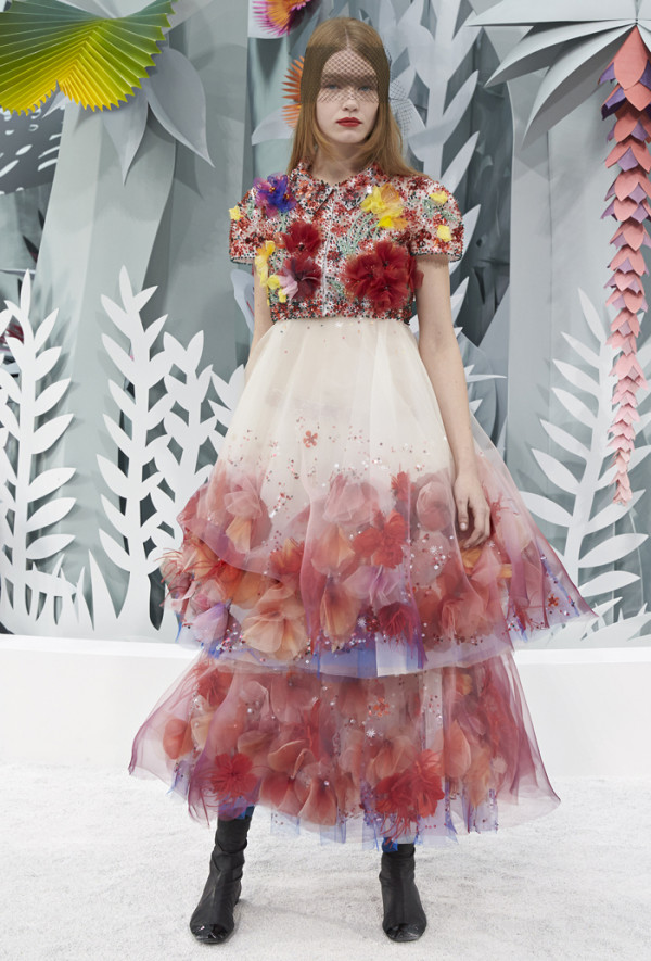 CHANEL SPRING-SUMMER 2015 HAUTE COUTURE