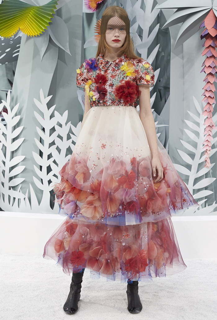 Chanel spring summer 2015 haute couturelady melbourne a for Chanel haute couture price range