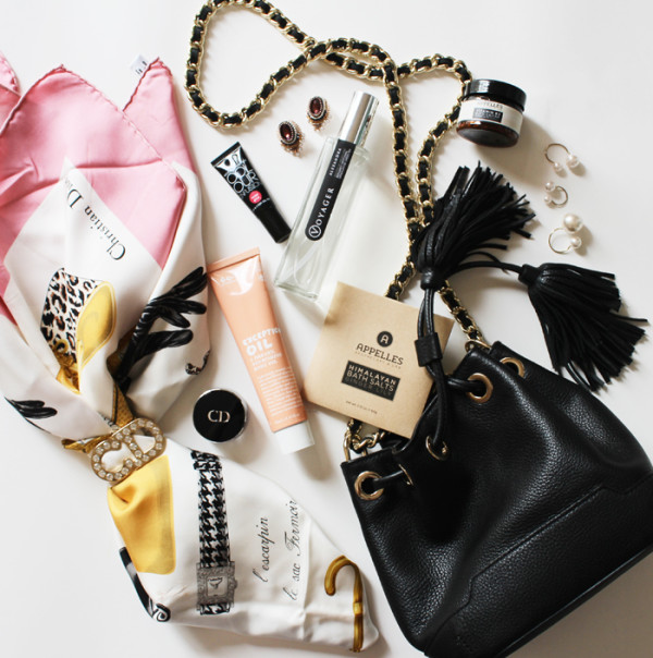 Lady Melbourne's beauty flat lay