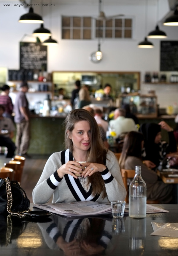 Melbourne's best coffee? Lady Melbourne is going on a quest to find out!