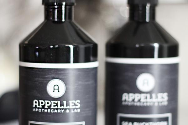 Appelles Body Wash   www.ladymelbourne.com.au