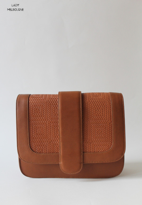 Leather bag by Australian label Harlequin Belle | more on www.ladymelbourne.com.au