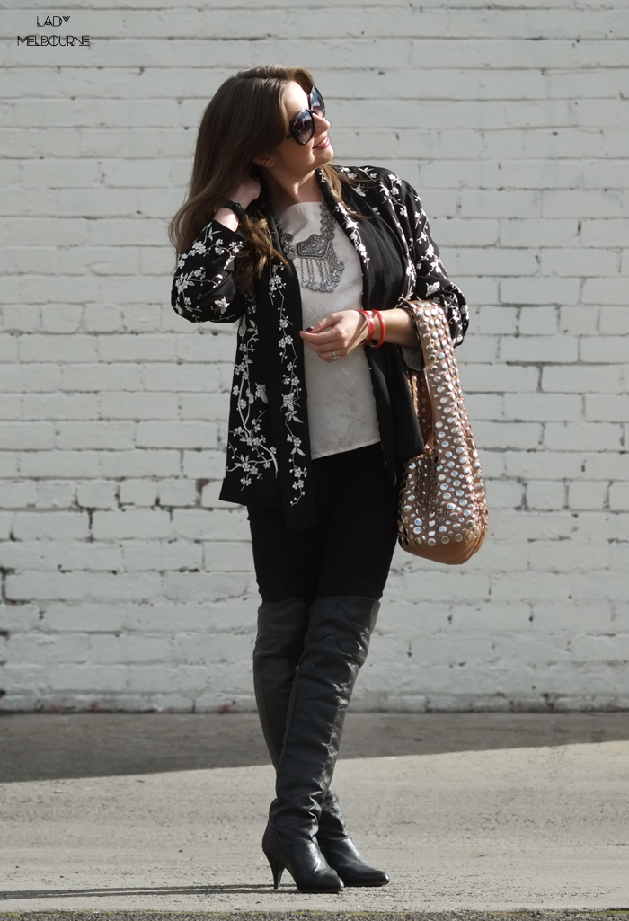 outlet boutique sports shoes pretty cool Old Is New Again: These vintage boots | A fashion blog from ...