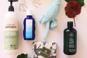 Botanic Blast: Bathroom products from around the world
