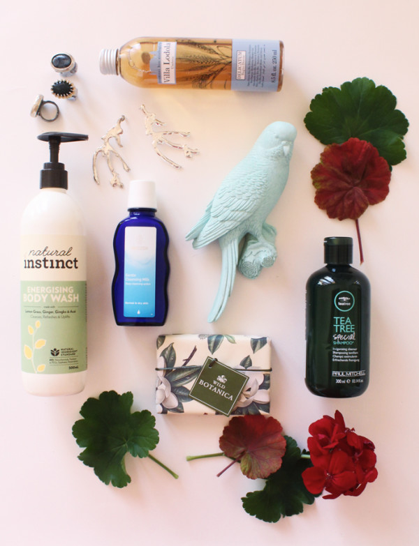 Lady Melbourne reviews the best botanic bathroom products