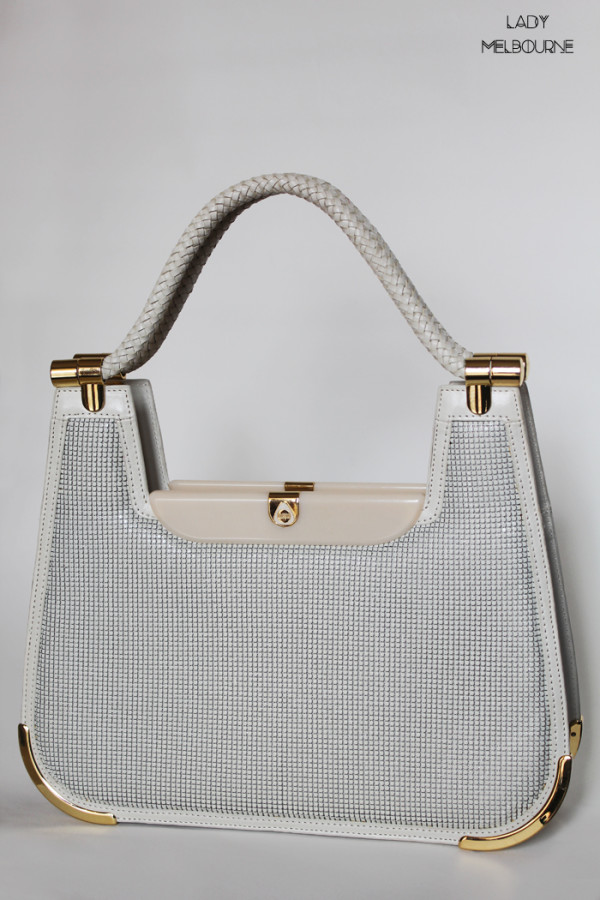 The 'Alice' bag by Australian label GLOMESH