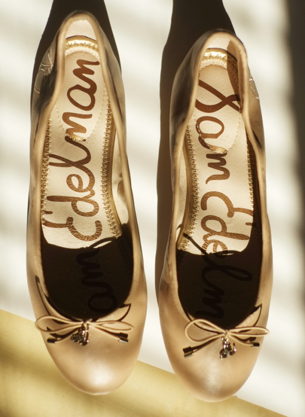 Sam Edelman 'Felicia' ballet flats