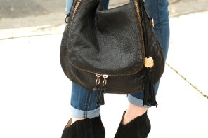 Perfect Black Ankle Boots from SPLENDID