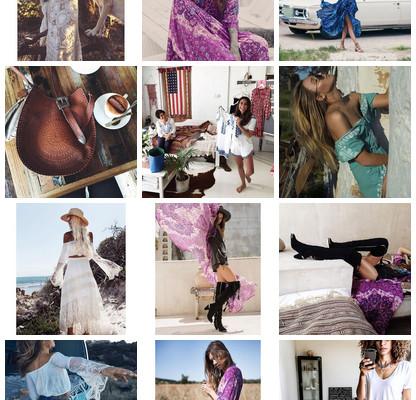 Instagram account of Australian label Spell | www.ladymelbourne.com.au