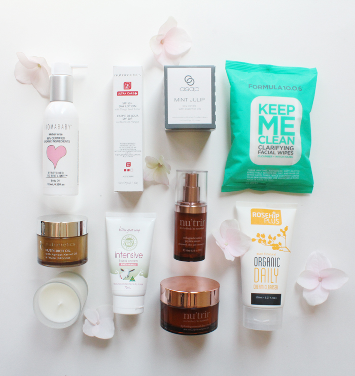 Beauty Products Good For Pregnancy: Beautiful Products For Mother & Child