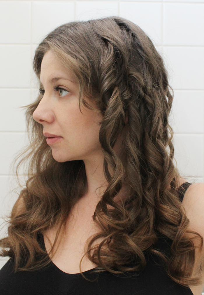 Beach waves with vs sassoon curl secretlady melbourne a fashion lady melbourne using the vs sassoon curl secret ladymelbourne urmus Image collections