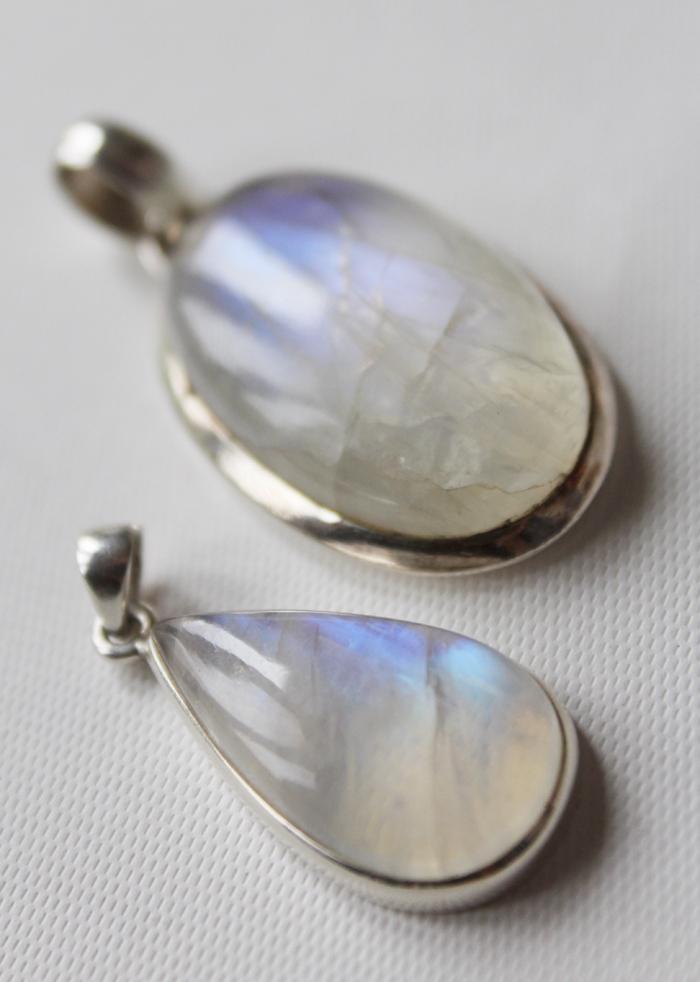 Moonstone pendants | www.ladymelbourne.com.au