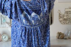 A Boho Dress