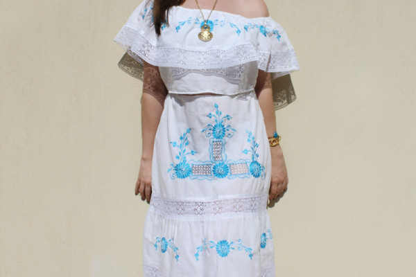 Lady Melbourne boho mexican dress | www.ladymelbourne.com.au