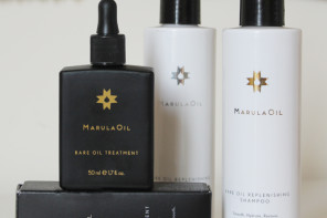 Beauty Review: Marula Oil