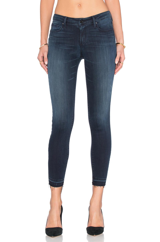 Black Orchid 'Jude' crop jeans | www.ladymelbourne.com.au