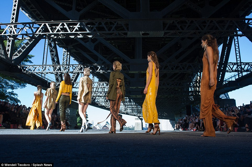 Manning Cartel on the runway at MBFWA 2016 | more on www.ladymelbourne.com.au