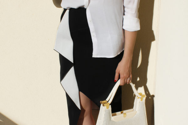 Sass & Bide skirt | more on www.ladymelbourne.com.au