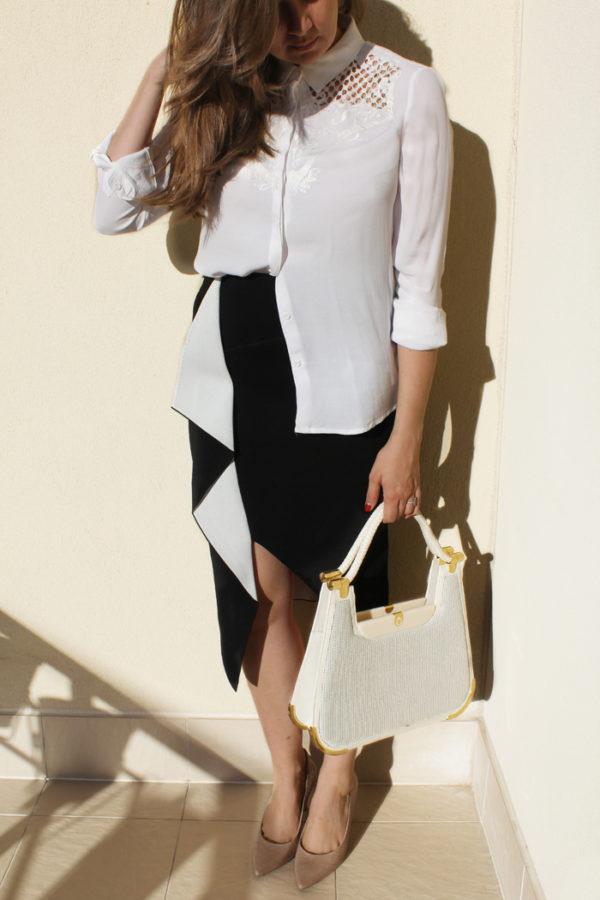 Sass & Bide skirt | more on www.ladymelbourne.com.au