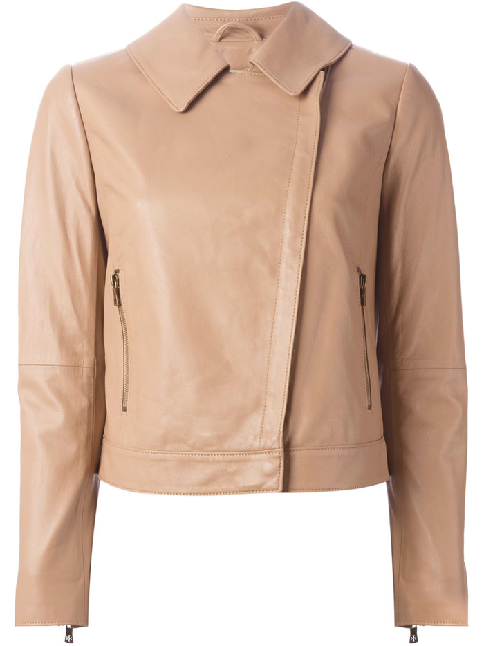 Collared Jacket, $562 by Tory Burch