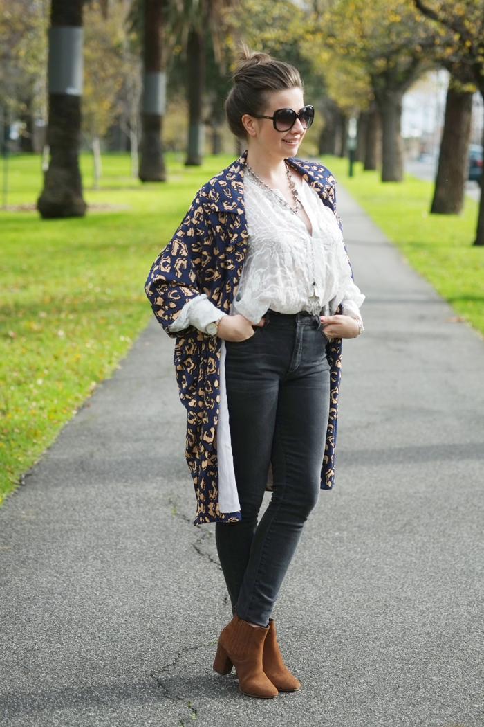 Autumn winter outfit, more on | www.ladymelbourne.com.au