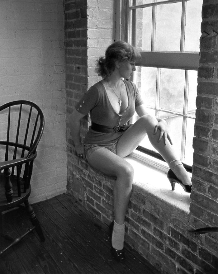 Film Still 15, 1977, Cindy Sherman