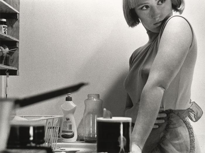 Film Still 3, 1977, Cindy Sherman