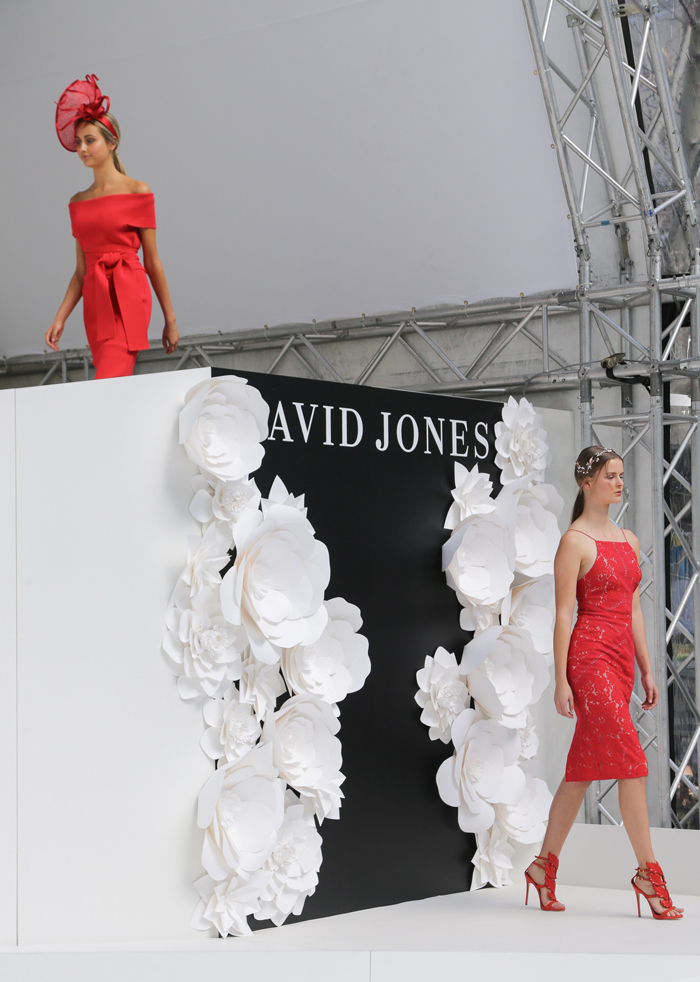 David Jones Spring Racing Edit for MSFW | More on www.ladymelbourne.com.au
