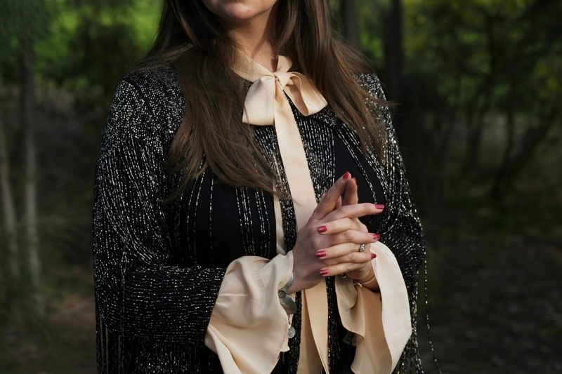 Siyona 'Edith' jacket | more on www.ladymelbourne.com.au