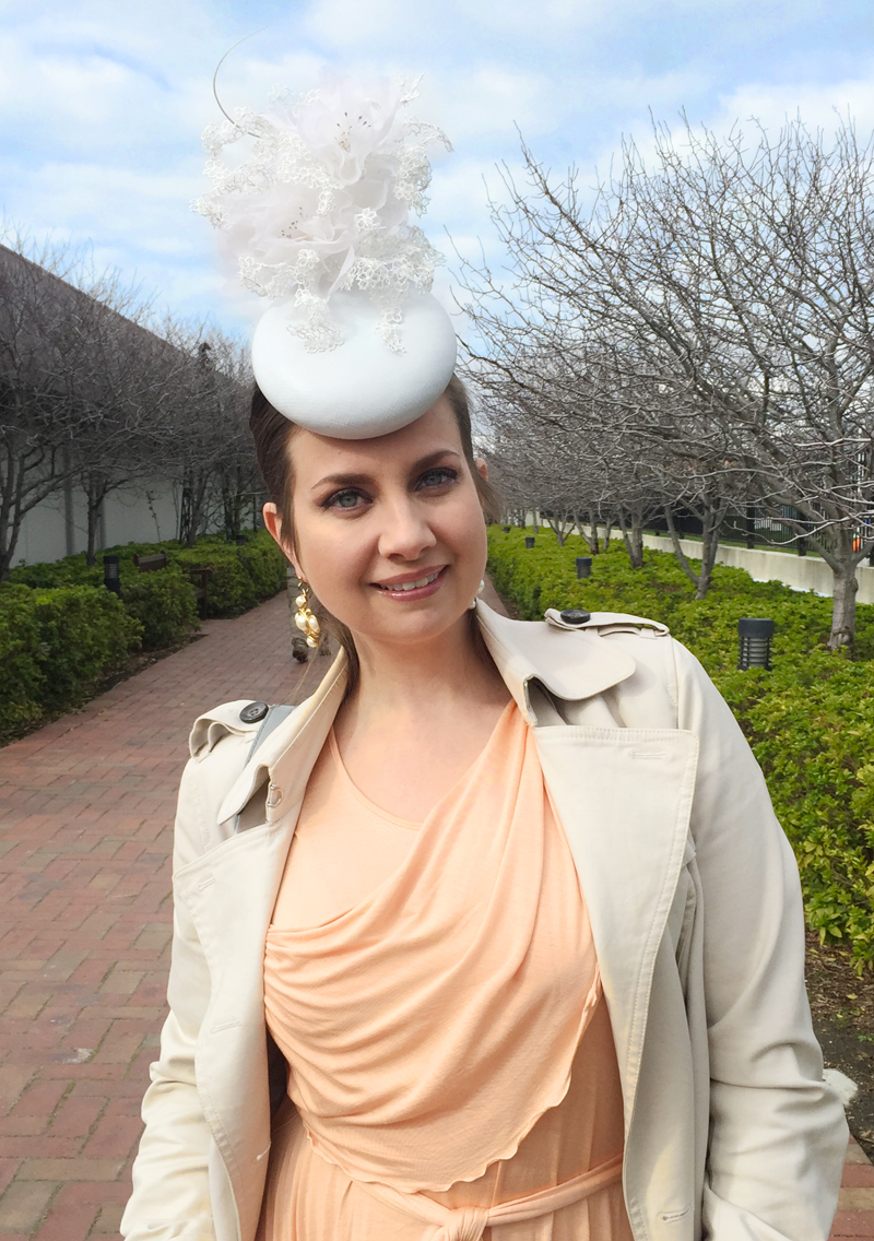 Lady Melbourne at Flemington Race Course