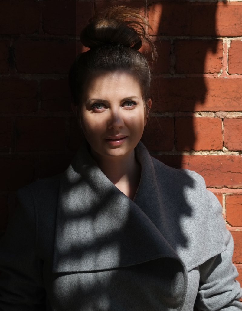 Lady Melbourne wearing Mackage grey wool coat | more on www.ladymelbourne.com.au