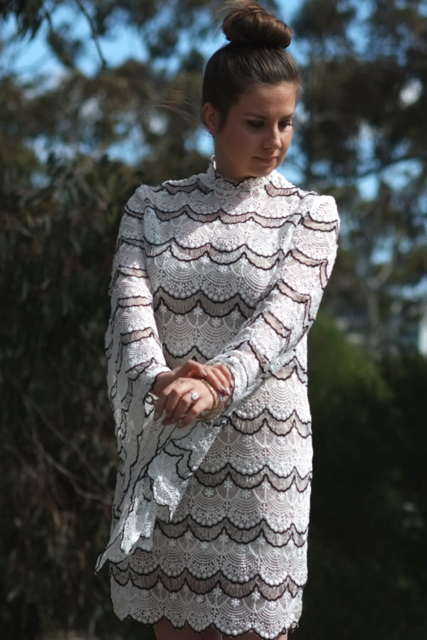 Asilio the Label 'Dark Tides' dress | more on www.ladymelbourne.com.au