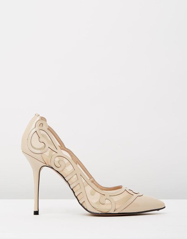 Nina Armando Ruth Heels | more on www.ladymelbourne.com.au