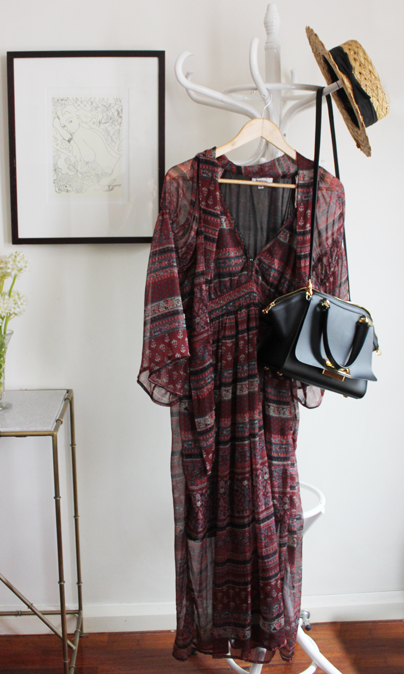 Boho dress by Boemo | more on www.ladymelbourne.com.au