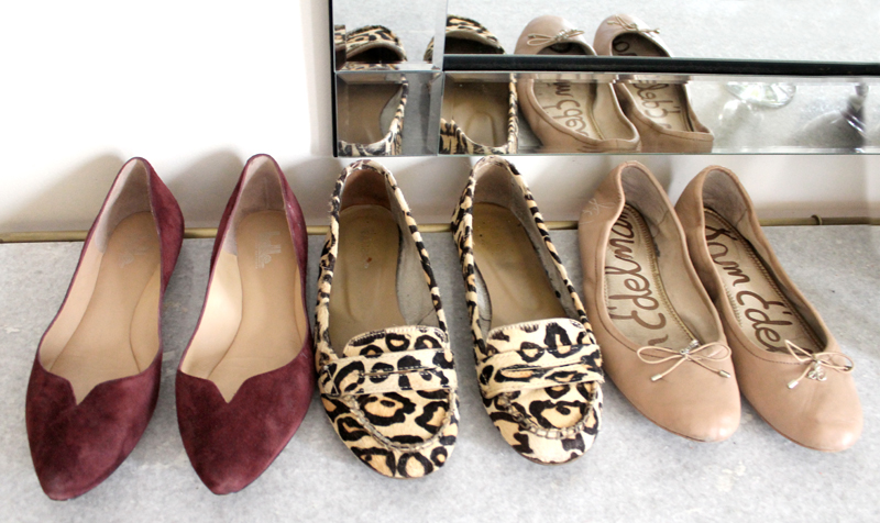 A collection of flat shoes | more on www.ladymelbourne.com.au