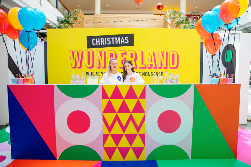 The Christmas Wunderland Playground at Highpoint Shopping Center 2016 | more on www.ladymelbourne.com.au