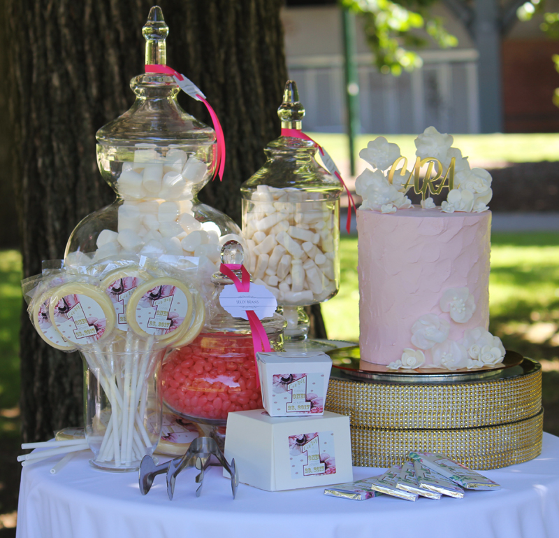 Baby Girls First Birthday PartyLady Melbourne a fashion blog from