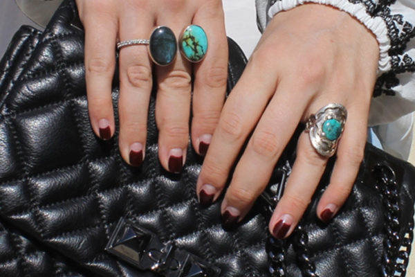Nail art manicures you'll love on www.ladymelbourne.com.au