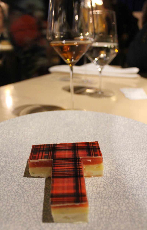 Dessert at The Press Club restaurant Melbourne
